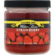 Walden Farms Strawberry Fruit Spread (braškių džemas) 340 g.  IŠPARDUOTA