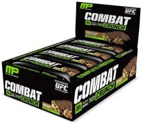 MusclePharm Combat Crunch Bars 12x63 g.  IŠPARDUOTA