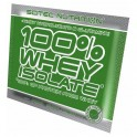 SciTec 100% Whey Isolate 25 g.