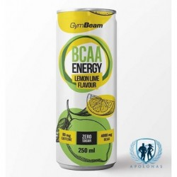 GymBeam BCAA Energy 250ml