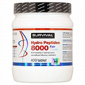 Survival Hydro Peptides 8000 Fair Power 400 tab. (50 porcijų)