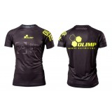 Olimp Team BIG Reglan Active Black&Neon maikutė