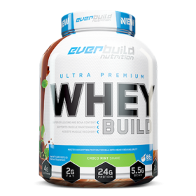 EverBuild Nutrition Ultra Premium Whey Build baltymai