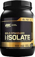 Optimum Nutrition gold standard 100% isolate 930g.