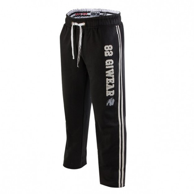 Gorilla Wear 82 sweat pants (juodos)