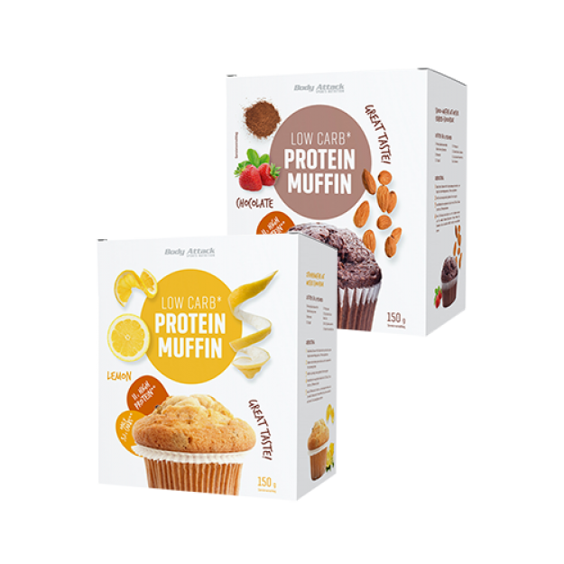 Body Attack Low Carb Muffin 150g