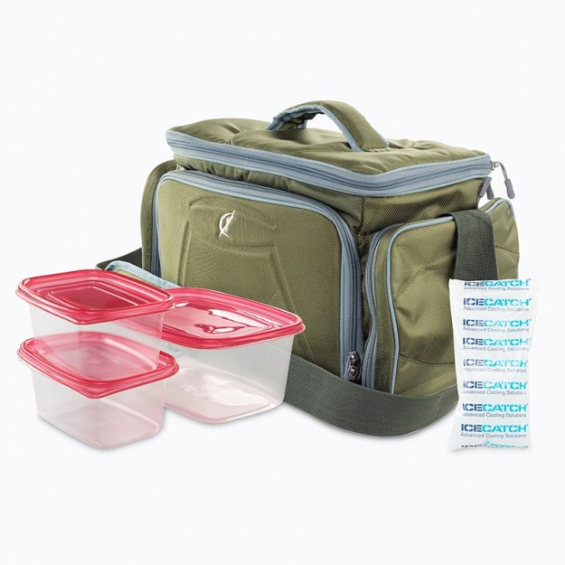 Climaqx Meal Prep Bag Army green