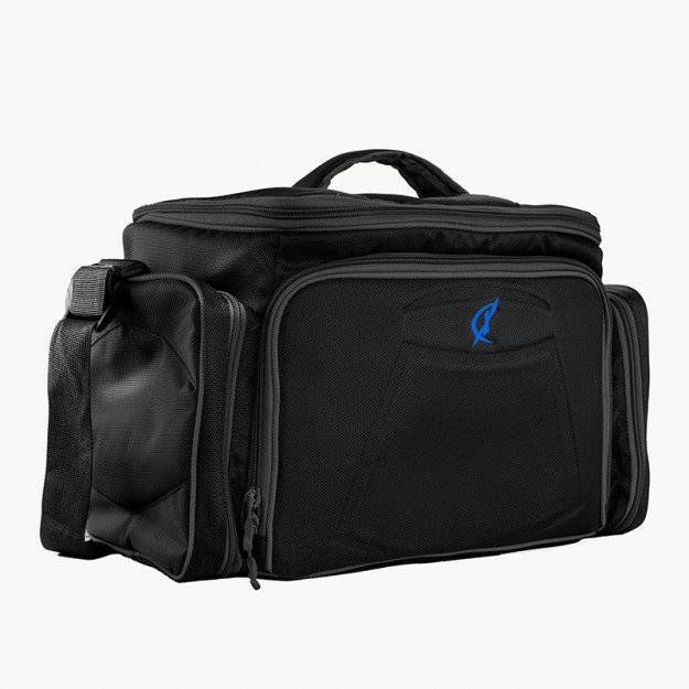 Climaqx Meal Prep Bag Black/Blue