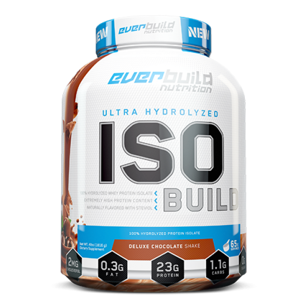EverBuild Nutrition ISO BUILD 1816g (hydro-izoliatas)