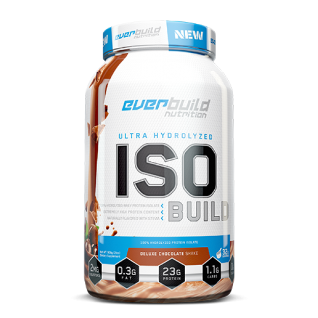 EverBuild Nutrition ISO BUILD 908g