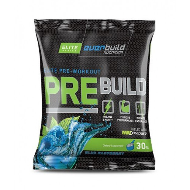 Everbuild Nutrition PRE Build 1 porc (sulipes)