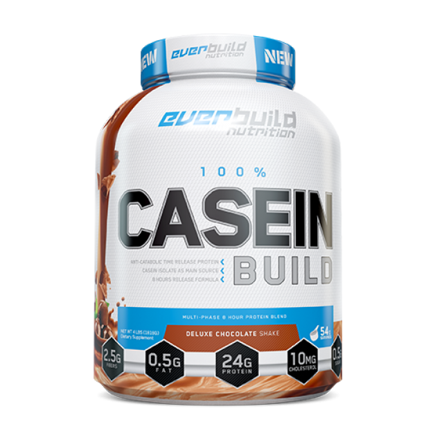 Everbuild Nutrition Casein Build 1816g