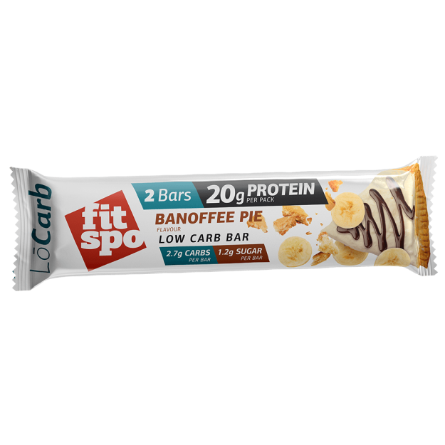 FitSpo Lo Carb Protein bar 60g