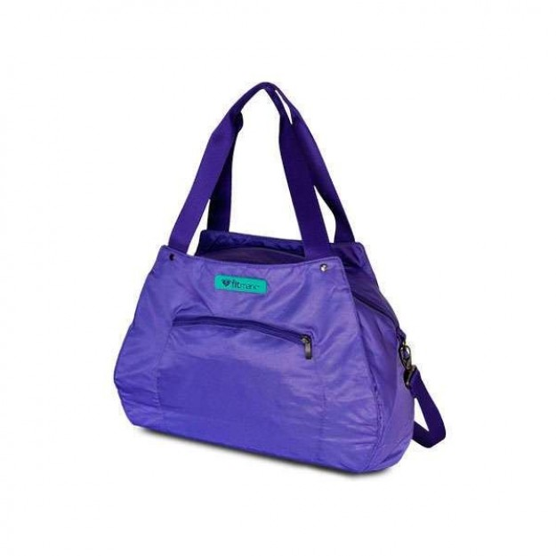 Fitmark Athletic Tote Blue Iris
