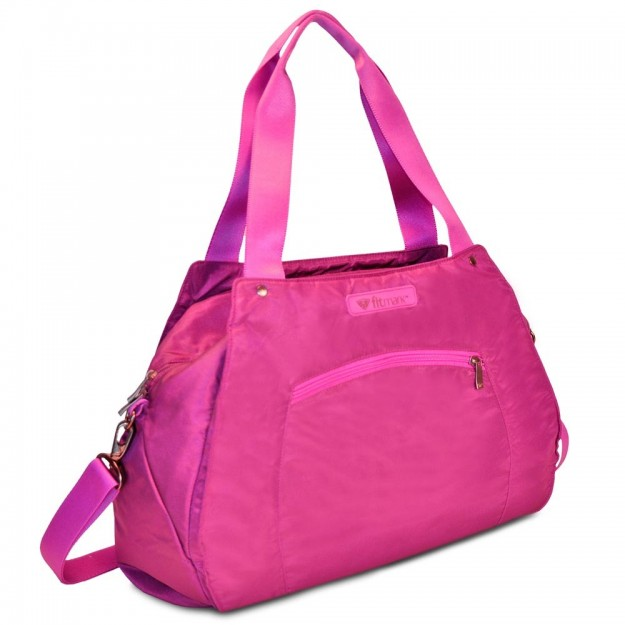 Fitmark Athletic Tote Purple Potion