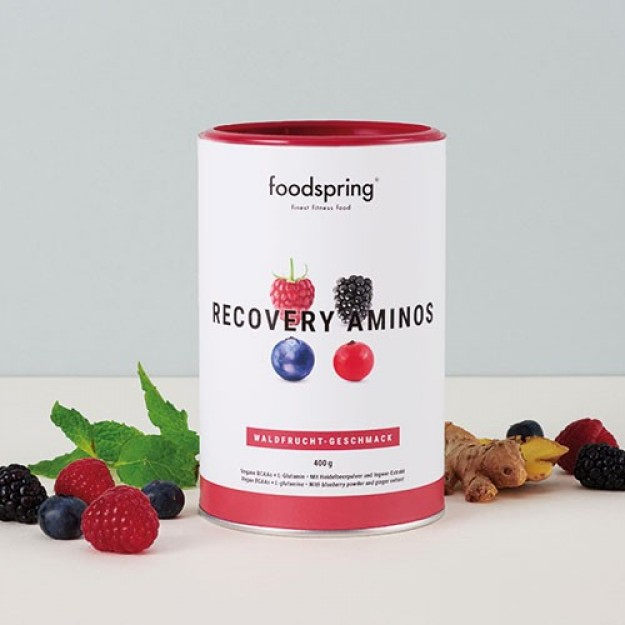 Foodspring Recovery Aminos 400g
