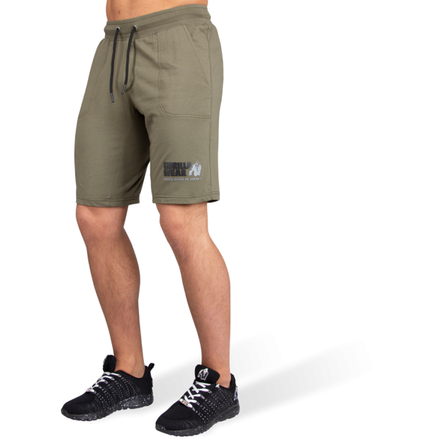 Gorilla Wear San Antonio Shorts - Army Green