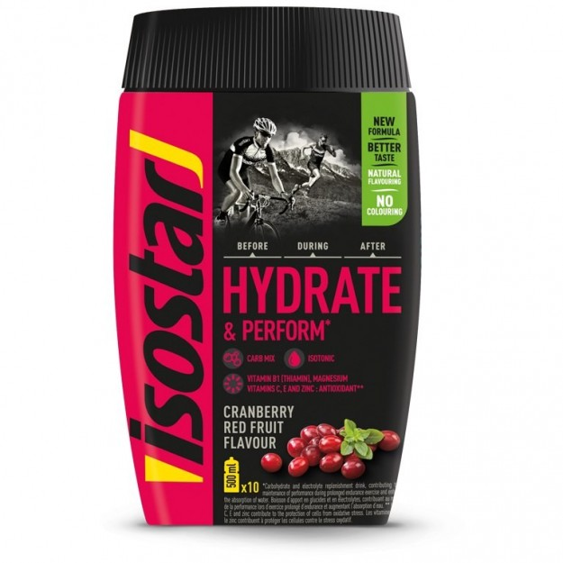 ISOSTAR Hydrate & Perform 400g