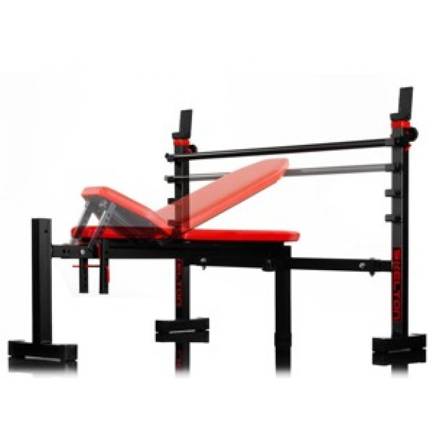Kelton Bench with barbell racks Spartan HL7