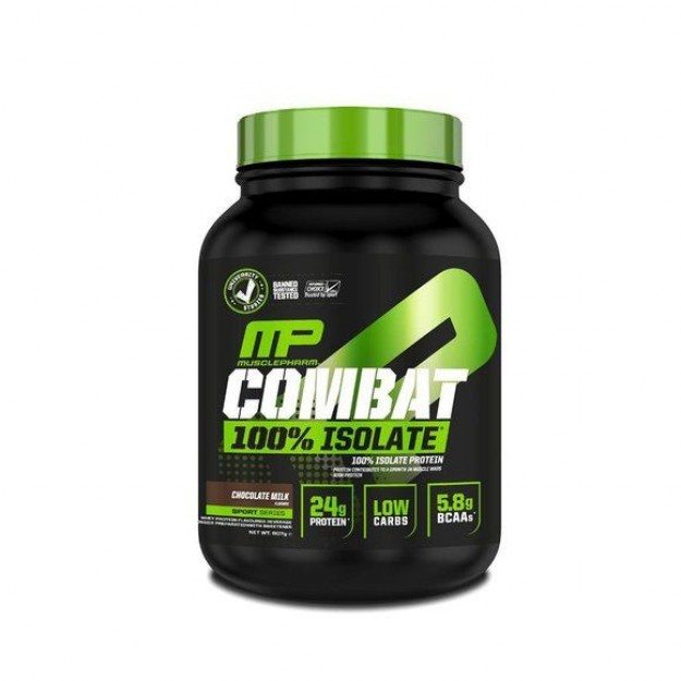 MusclePharm Combat 100% Isolate 1814g