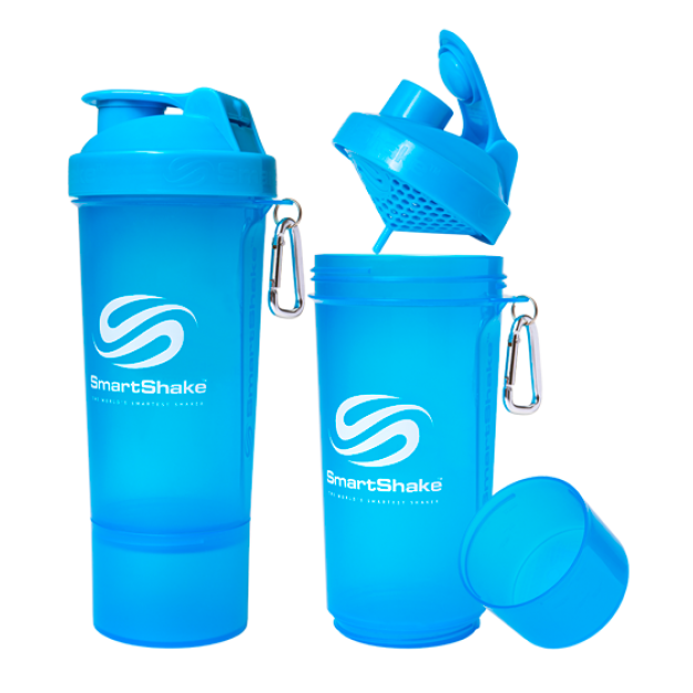 Smart Shake Slim Edition Neon Blue