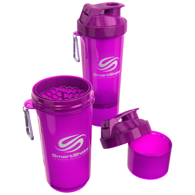 Smart Shake Slim Edition Neon Purple