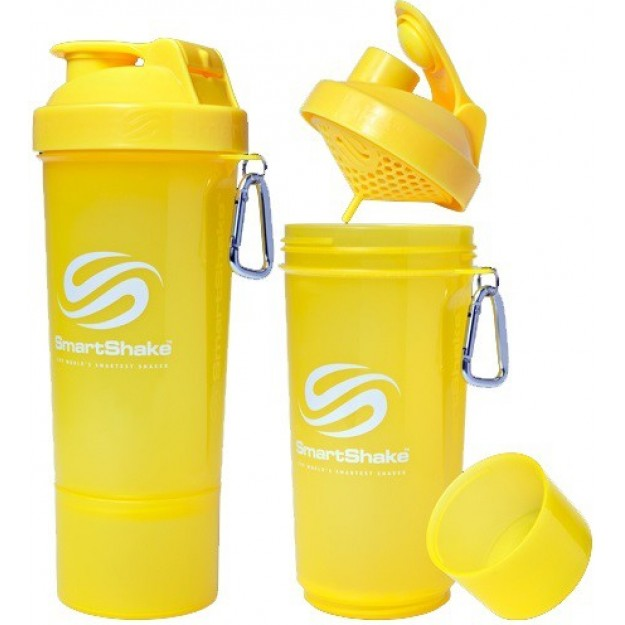 Smart Shake Slim Edition 500 ml. (geltona)