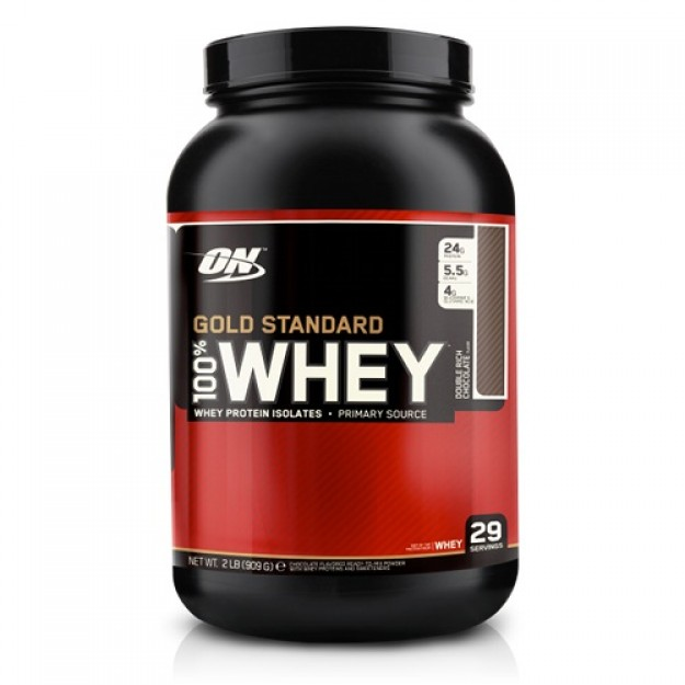 Optimum Nutrition Whey Gold Standart 908 gr.
