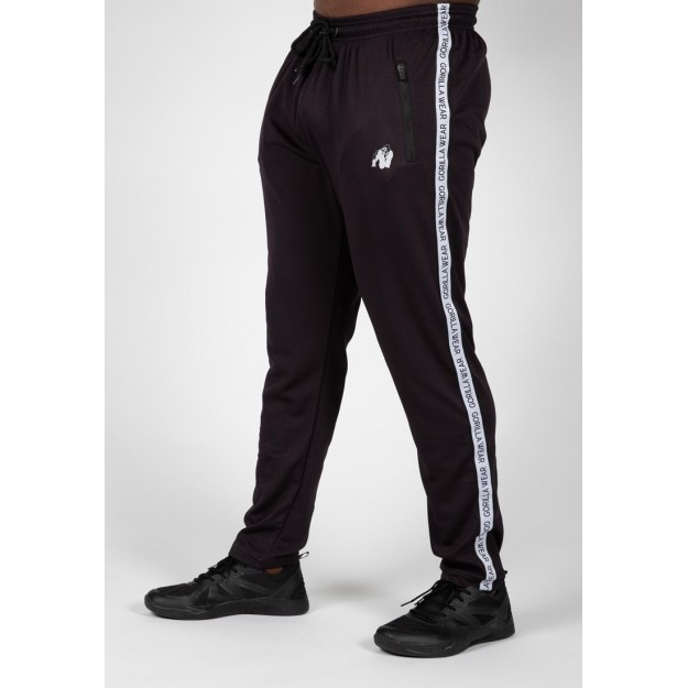 Gorilla Wear Reydon Mesh Pants 2.0 - Black