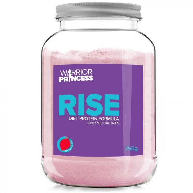 Warrior Princess RISE Diet Whey 750 gr.