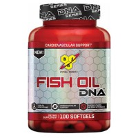 BSN DNA Fish Oil - 100 porcijų (100 kaps.)