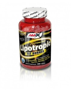 Amix Lipotropic Fat Burner 200 kaps.