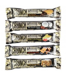 Batonėlis Warrior Crunch, 64 g