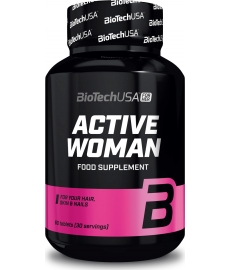 BIOTECH FOR HER ACTIVE WOMAN 60 tab.
