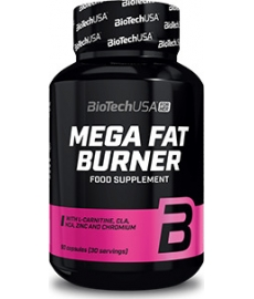 BIOTECH FOR HER MEGA FAT BURNER 90 kaps.