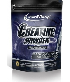 IronMaxx Creatine, 300 g