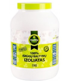 Išrūgų baltymų izoliatas Healthy Choice, 1 kg