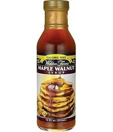 Klevų sirupas Walden Farms Walnut, 355 ml