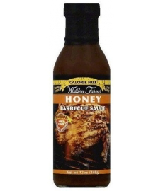 Padažas Walden Farms Honey - Barbecue, 340 g