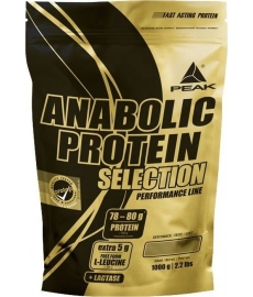 Peak Anabolic Protein Selection, 1000 g