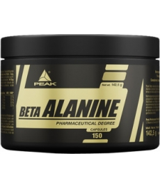 Peak Beta Alanine, 150 kaps.