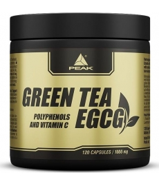 Peak EGCG - Green tea extract, 120 kaps.