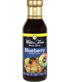 Sirupas Walden Farms Blueberry, 355 ml