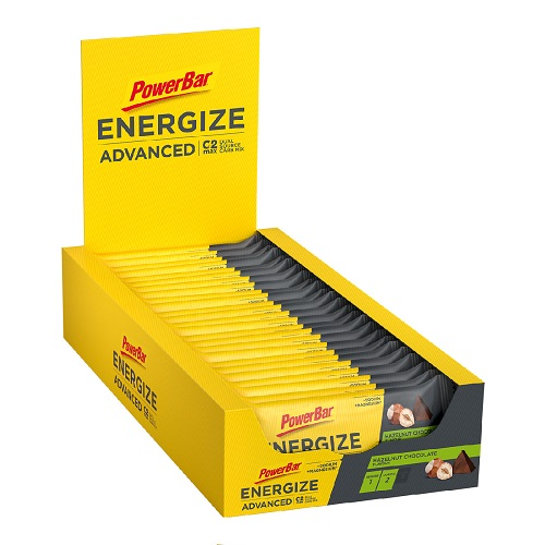 PowerBar® Energize Advanced Batonėliai 25 x 55g