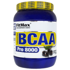 FitMax BCAA Pro 8000 (550g.)