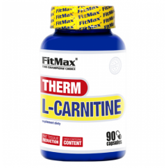 FitMax Therm L-Carnitine (90 kaps.)