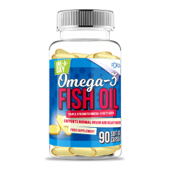 FORZA Fish Oil Triple Strength (90 kaps.)