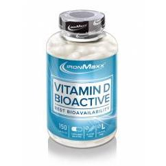 Ironmaxx VITAMIN D BIOACTIVE (150kaps)