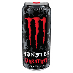 MONSTER Energy Assault (500ml.)