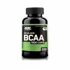 Optimum Nutrition BCAA 1000 (200 kaps.)